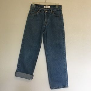The Vintage Twin Vintage Reworked Denim Jeans 27
